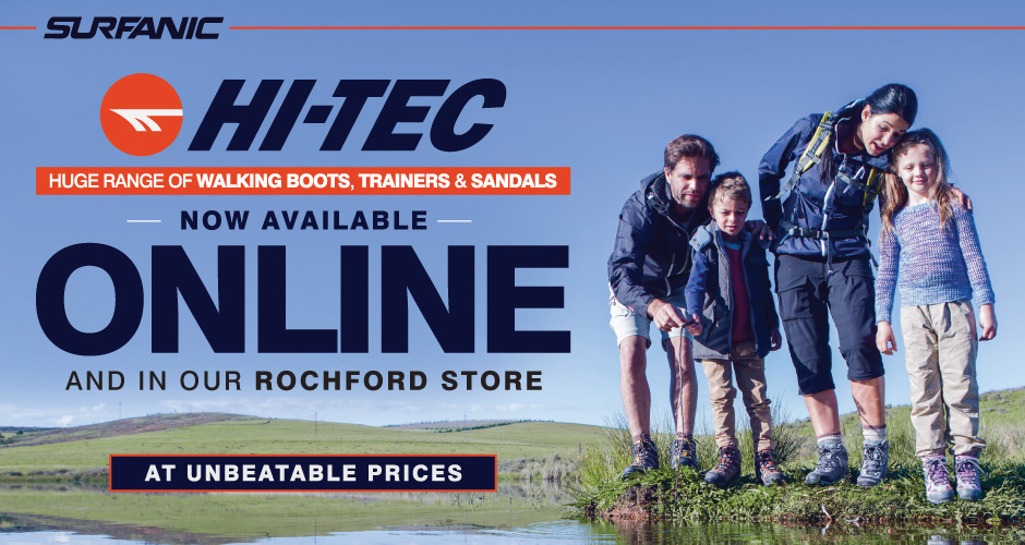 Hi-Tec Clearance Outlet