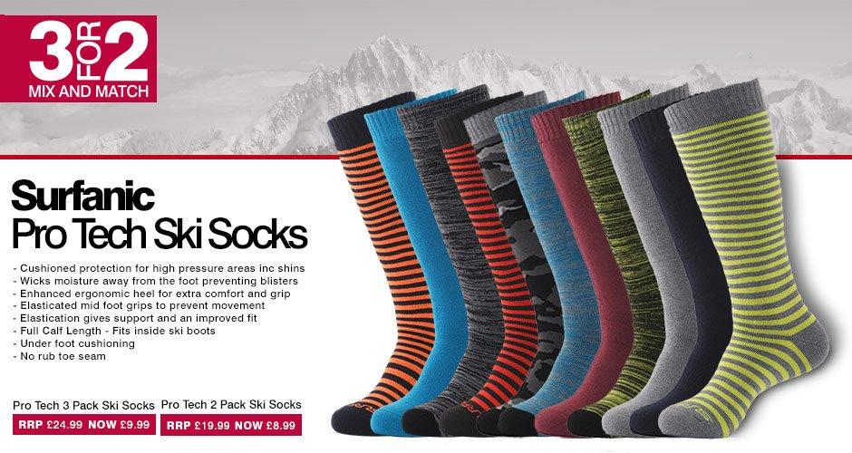 3 for 2 - Socks