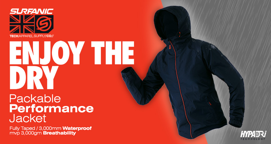 Packable Performance Jackets