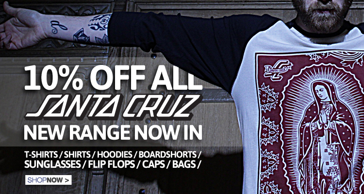 Santa Cruz Summer Clothing