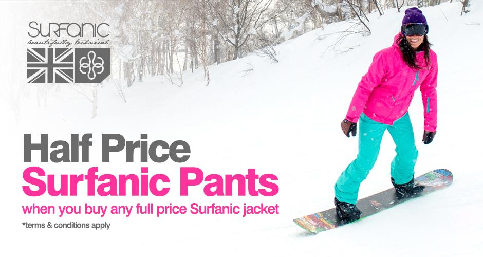 Half Price Pants