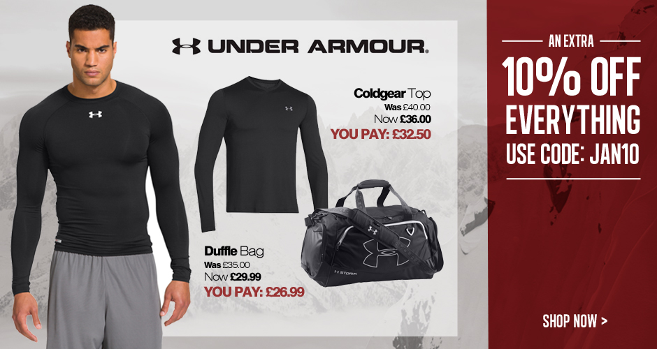Under Armour Base Layers