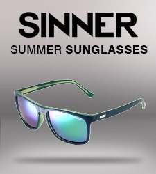 Sinner - Sunglasses, Goggles and Helmets for performance and Protection.