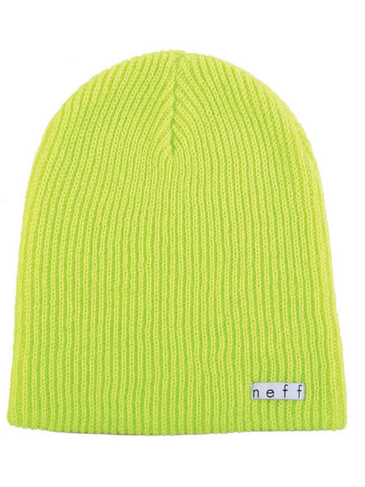 8ad81727897c NEW Neff Mens,Womens Daily Beanie Green Hat - Surfanic Shop