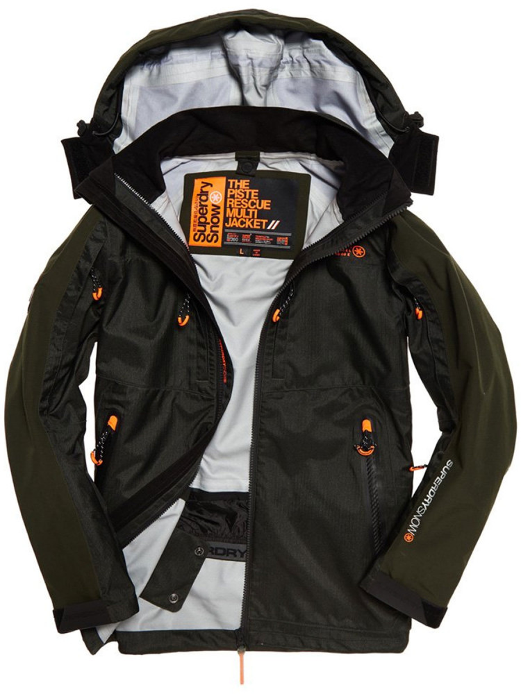 Piste Rescue Multi Jacket
