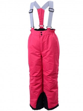 Kids Takeo Cover Pants Pink
