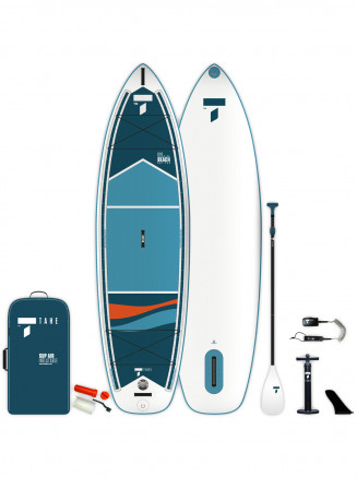 "Stand Up Paddleboard - Yak Air 10'6"" Beach Pack"