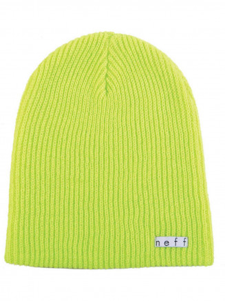 Mens Womens Daily Beanie Green