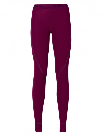 Womens Warm Trend Pants Red