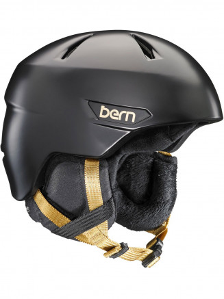 Mens Bristow Zipmold Plus Helmet Black