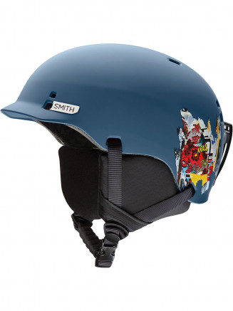 Mens Womens Gage Junior Helmet Blue