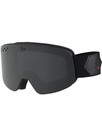 Mens Womens Nevada Goggles Black