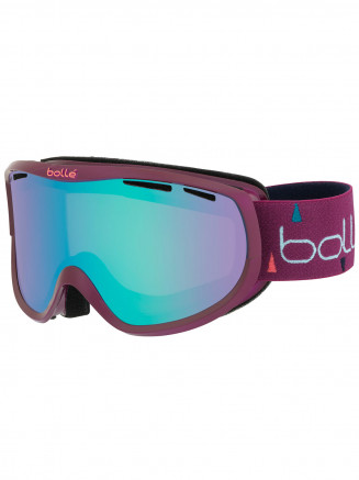 Womens Sierra Goggles Red