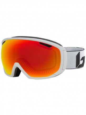 Mens Womens Tsar Goggles White