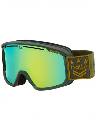 Mens Womens Maddox Goggles Green