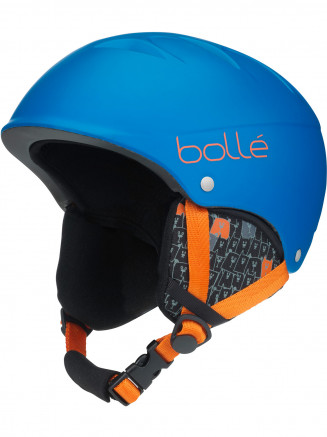 Girls B-free Helmet Blue