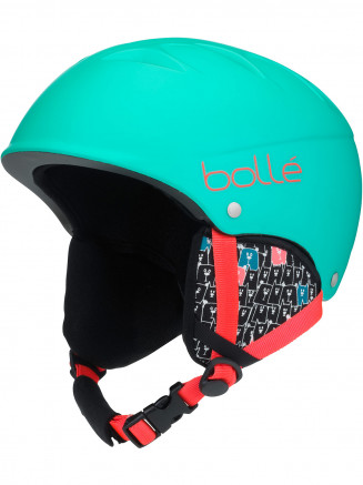 Girls B-free Helmet Green