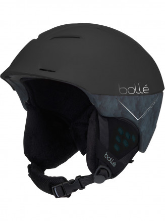 Mens Womens Synergy Helmet Black