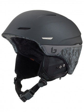 Mens Womens Millenium Helmet Black