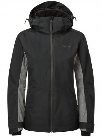 Womens Abbey Milatex Jacket Black