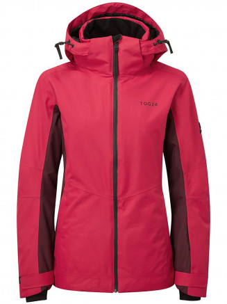 Womens Abbey Milatex Jacket Pink
