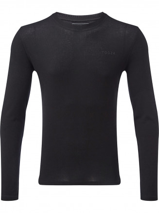 Mens Ainley Thermal Set Black