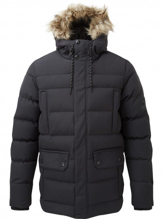 Mens Arctic Insulated Jacket Black