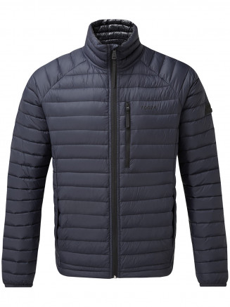 Mens Beck Down Jacket Blue
