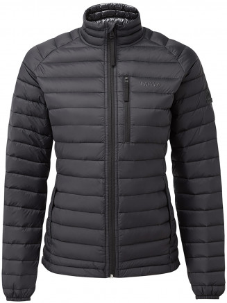 Womens Beck Down Jacket Black