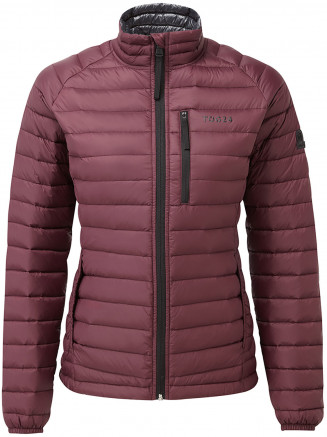 Womens Beck Down Jacket Red