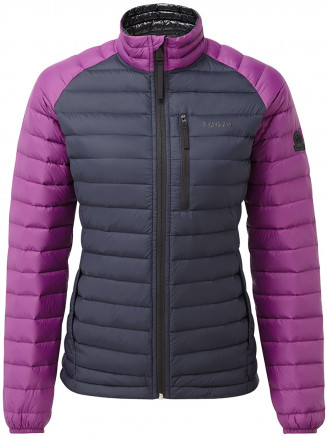 Womens Beck Down Jacket Blue