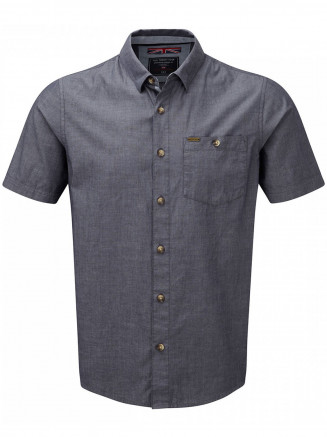 Mens Bruce Shirt Blue