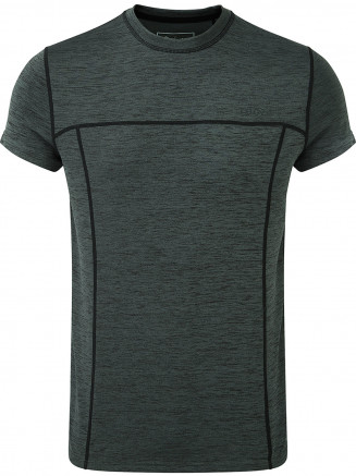 Mens Dive Performance Tshirt Grey