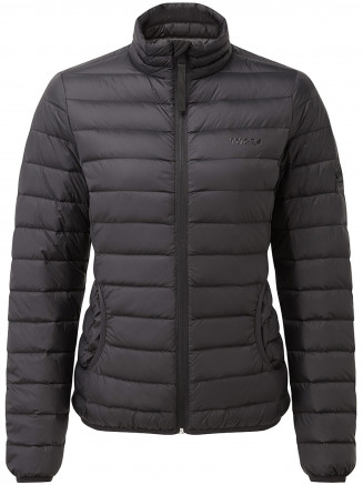 Womens Elite Down Jacket Black