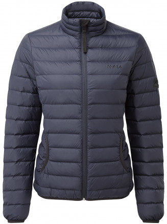 Womens Elite Down Jacket Blue