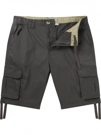 Mens Hoyland Cargo Shorts Grey