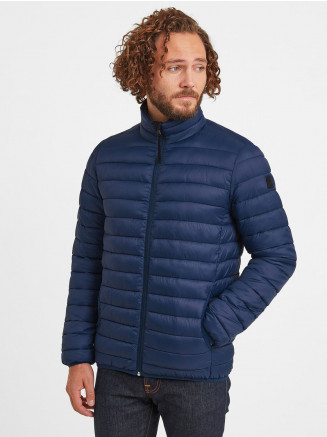 Mens Hudson Insulated Jacket  Blue