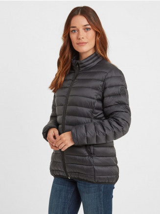 Womens Hudson Insulated Jacket Black