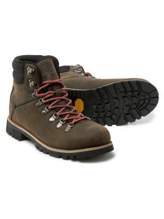 Mens Ingleborough Vibram Wp Boots Brown