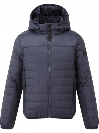 Kids Jessie Insulated Hybrid Jacket Blue