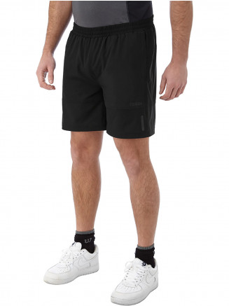 Mens Marathon Performance Shorts Black