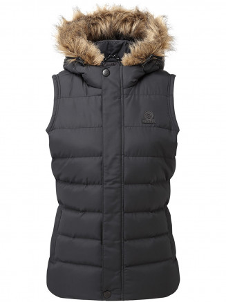Womens Otley Insulated Gilet Black