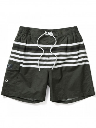 Mens Padstow Swimshorts Black