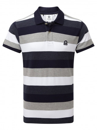 Mens Palin Polo Blue