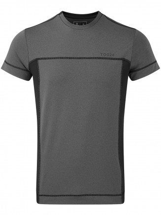 Mens Sprint Performance Tshirt Grey