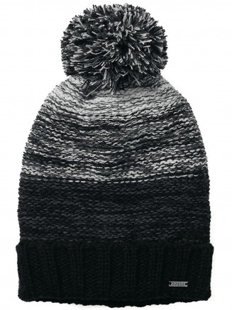 Mens Womens Static Hat Black