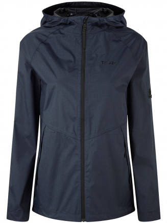 Womens Vettel Performance Waterproof Jacket Blue