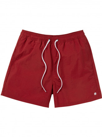 Mens Vincent Swimshorts Red