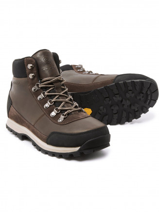 Mens Whernside Vibram Wp Boots Brown