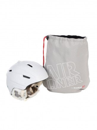 Helmet Airliner Grey